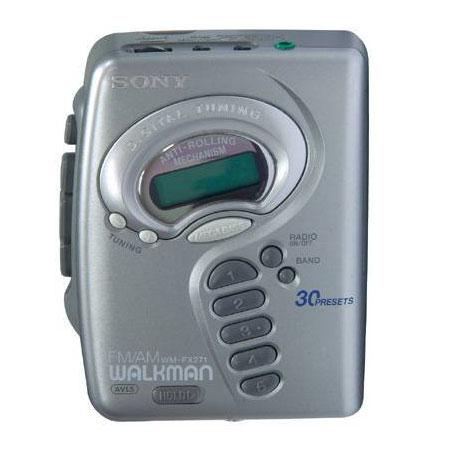 Pre Ampli Audio, Portable WM-FX271